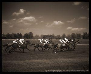 Turf Race Keeneland
