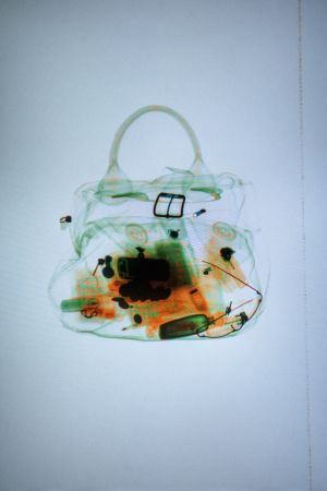 Handbag, Security Scan